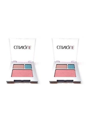 Clinique Eye Shadow Compact - Bubble Bath Renkli